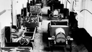 Историята продължава: В началото на 20 век Scania произвежда по 125 камиона на година
