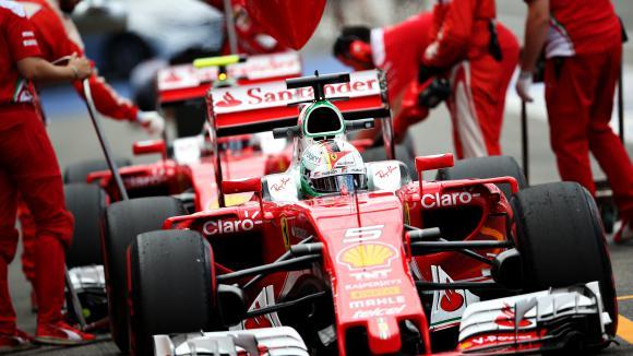 Екълстоун: Във Ферари работят твърде много италианци