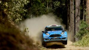 Мадс Остберг ще кара частен Ford Fiesta във WRC догодина