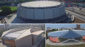 Спор(т)ните зали на България (видео)