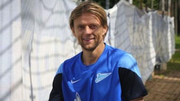 Тимошчук се връща в Зенит