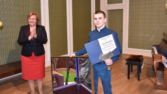 17-годишен състезател по джу-джицу стана Спортист №1 на Ловеч