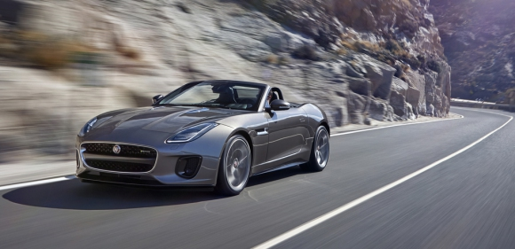 Jaguar F-Type еволюира