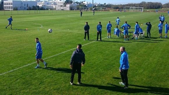"""Бегови тестове за """"сините"""" в Кипър"""