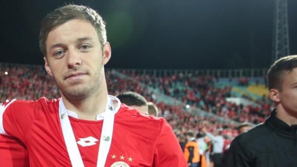 Септември взе един от героите на ЦСКА за Купата