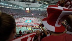 Пуснаха в продажба билетите от елиминационната фаза на Евроволей 2017!