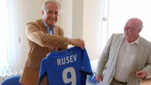 Спас Русев: Левскарите да бъдат спокойни, клубът е подсигурен