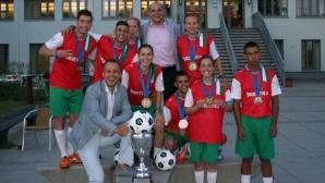 България ще играе на Евро 2017 по стрийт футбол