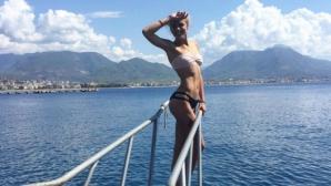 Секси украинка оглави световната ранглиста в скока на височина (галерия)