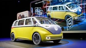 Volkswagen представя I.D. BUZZ с 374 кс (снимки и видео)