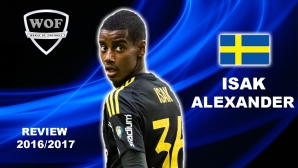 17-годишен счупи рекорд при разгромна победа на Швеция (видео)