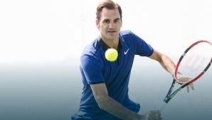 Въпреки че не игра 6 месеца, Федерер е най-продаваемата спортна личност за 2016-а