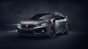 Прототипът на Honda Civic Type R направи своя дебют в Токио