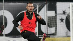 Официално: Лазар Марин се завърна в Ботев