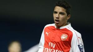 Алжир извика тийнейджър от Арсенал за Купата на африканските нации