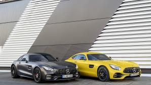 Mercedes-AMG отбелязва 50-годишнината си със специален модел