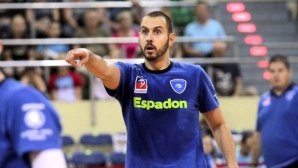 Георги Братоев шокира: Играчите на Еспадон (Шчечин) пият преди мач