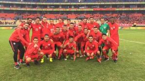 Чили спечели четиристранния приятелски турнир в Китай