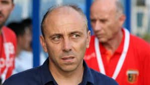 Илиан Илиев става поредният български треньор в Казахстан