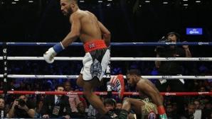 Баду Джак просна рефер на ринга и викна Феята на зъбките за съперник (видео)
