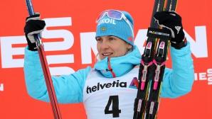 Русия спечели отборния спринт на 6 по 1.3 км