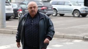 Венци Стефанов към треньор: Спри да се навърташ около футболистите на Славия!