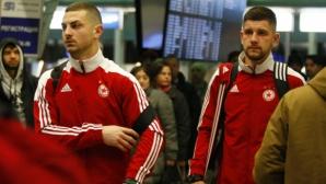 ЦСКА-София започна с двуразовите тренировки в Испания