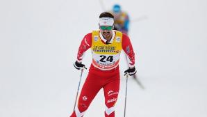 Канада спечели мъжкия отборен спринт в ски-бягането