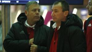 Стамен Белчев поискал Генов в ЦСКА-София