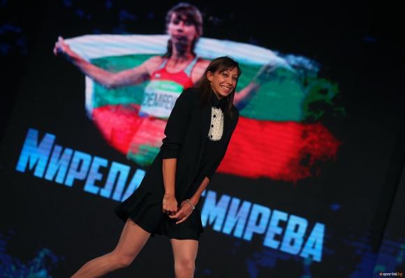 Перкович е Спортист на Балканите, Мирела Демирева остана девета