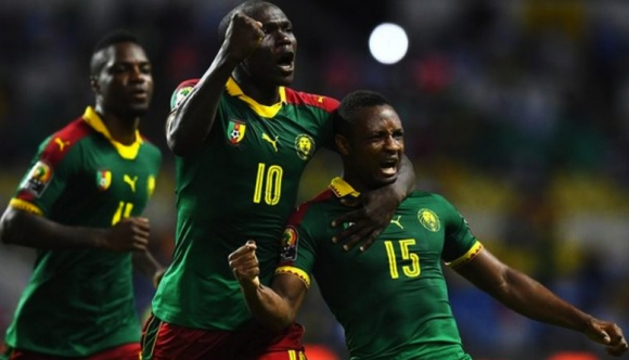"""Камерун сложи край на равенствата в група """"А"""" (видео)"""