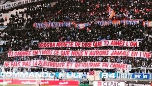 Феновете на Марсилия към Дрогба: Не те искаме, връщай се в Китай!
