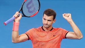 Легенда в тениса: Чувствам, че Григор Димитров ще спечели титли тази година