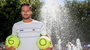 """По стъпките на Федерер: Фелисиано Лопес с 60-о поредно участие на турнир от """"Големия шлем"""""""