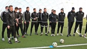 Васил Панайотов ще продължи кариерата си в Полша
