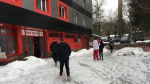 Тоди поведе дубъла на ЦСКА-София към Тетевен