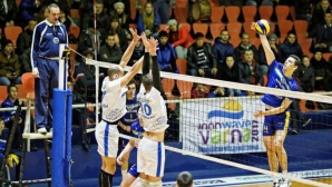 Черно море атакува Славия с влак