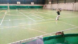 Скандал в родния тенис: Вижте условията, в които се провежда Държавното първенство (снимки)