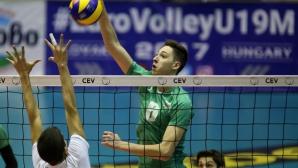 Георги Петров: Всичко в отбора искаме да се класираме за Европейското