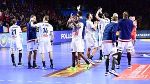 Франция направи голяма крачка към осминафиналите