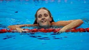 Франческа Халсал се оттегли от плуването на 26