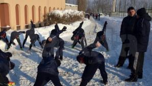 СКА Стяуа направи първа тренировка, целият тим е от юноши