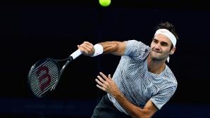 Федерер даде сет на №300 в света