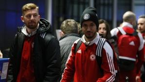 ЦСКА-София обяви часове на контролите в Испания