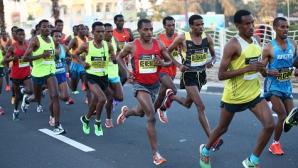 Дават $200 000 за световен рекорд на маратона в Дубай