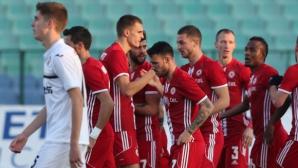 Шест месеца по-късно: Литекс - ЦСКА 19:3