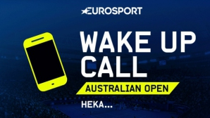 Телефонно събуждане от Григор преди мачовете му на Australian Open