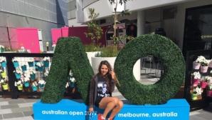 Вики Томова: Страхотен опит за мен в трите мача