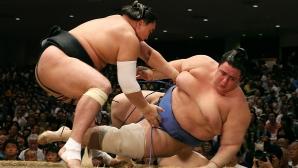 Аоияма допусна шеста загуба на Големия януарски турнир в Токио