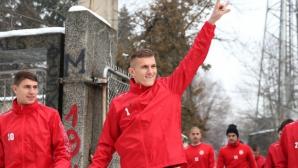 Освободен от ЦСКА-София пред трансфер в Полша
